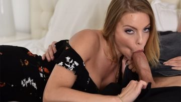 Blonde babe Britney Amber from FamilyStrokes